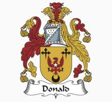Donald Coat of Arms / Donald Family Crest by ScotlandForever
