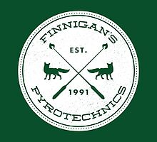 Finnigan's Pyrotechnics by Dorothy Timmer