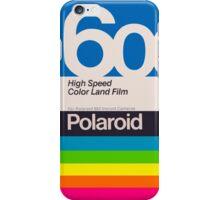 Polaroid Film 600 iPhone Case/Skin
