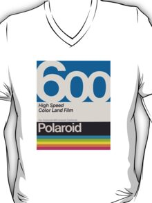 Polaroid Film 600 T-Shirt