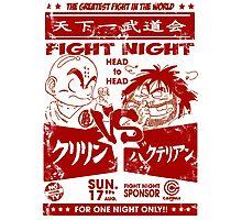 Fight Night Photographic Print