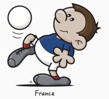2014 World Cup - France by spaghettiarts