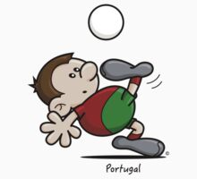 2014 World Cup - Portugal by spaghettiarts