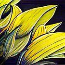 Perfect Pastels - Regal Birdflower by Georgie Sharp