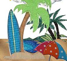 Enjoy your Summer by Ann12art