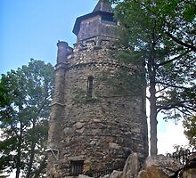 The Dove Cote, Boldt Castle, 1000 Islands, New York, USA by Shulie1