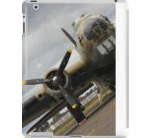 Riding Out The Storm iPad Case/Skin