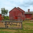 Americana, Down On The Farm by Lanis Rossi