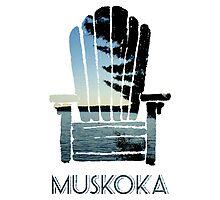 Muskoka Chair by jonnymowat
