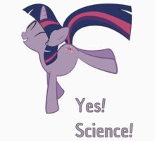 Yes! Science! by ChemistryPony
