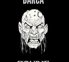 Barca Zombie by Alaric  Barca