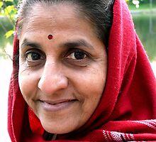 #358      Hindu Woman by MyInnereyeMike