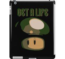 Super Mario Bros. - Get A Life iPad Case/Skin