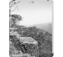 Cold, dreary, mystical and beautiful iPad Case/Skin