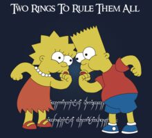 Two Rings To Rule Them All! by Guido Cappa