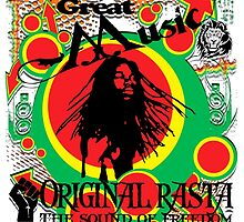 Reggae Great Music by extracom