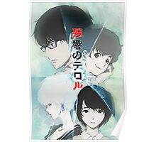 Terror in Resonance (Zankyou no Terror) Poster