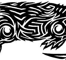 Crocodile by deathdagger