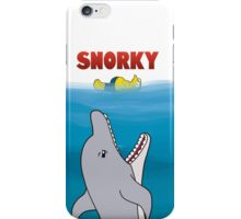 Snorky (Jaws) iPhone Case/Skin