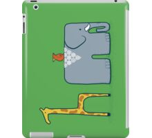 My Home Savannah iPad Case/Skin