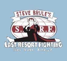 Steve Brule's Last Resort Fighting T-Shirt