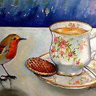 """Tea for One"" by SkyeWieland"