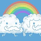 Gay Clouds by Queenmob