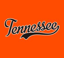 Tennessee Script Black by USAswagg2