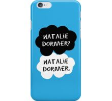 natalie dormer iPhone Case/Skin