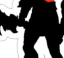 Kratos - The God of War Sticker