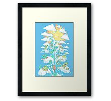 Tower of Fable Framed Print
