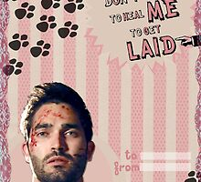 My Teenwolfed Valentine [You Don't Need to Heal me to Get Laid] by thescudders