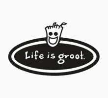 Life is Groot Kids Clothes