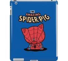 The Amazing Spider-Pig iPad Case/Skin