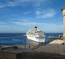 Adios, Valletta by Maria1606