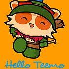 Hello Teemo by domeddi