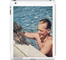 Citizen's Pool Toy iPad Case/Skin
