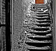 In To A Wall by Paul Lubaczewski
