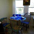 Blue Room by WildestArt