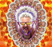 Guy Fieri's Bad Donkey Sauce Trip by STORMYMADE
