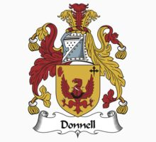 Donnell Coat of Arms / Donnell Family Crest by ScotlandForever