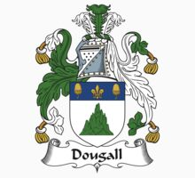 Dougall Coat of Arms / Dougall Family Crest by ScotlandForever