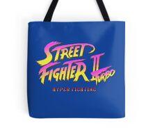 Street Fighter II Turbo Tote Bag
