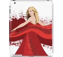 Burning Red iPad Case/Skin