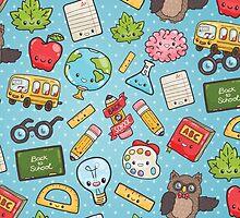 Back to School by kostolom3000