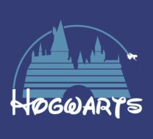 Hogwarts castle by Marialeones