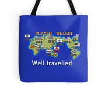 Well Travelled Tote Bag