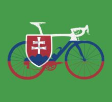 Bike Flag Slovakia (Big) Kids Clothes
