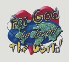 For God So Loved The World by David Bodo