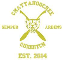 Chattahoochee Quidditch Shirt by RustyAsian